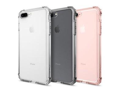 قاب محافظ اسپیگن Spigen Crystal Shell Case For Apple iPhone 8 Plus