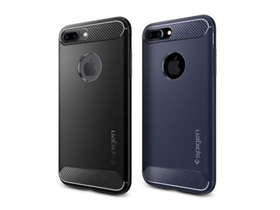 قاب محافظ اسپیگن Spigen Rugged Armor Case For Apple iPhone 8 Plus