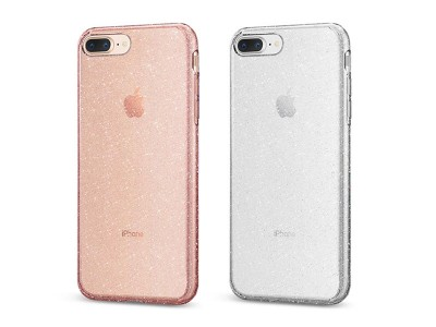 قاب محافظ اسپیگن Spigen Liquid Crystal Glitter Case For Apple iPhone 8 Plus