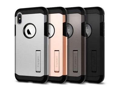 قاب محافظ اسپیگن Spigen Tough Armor Case For Apple iPhone X