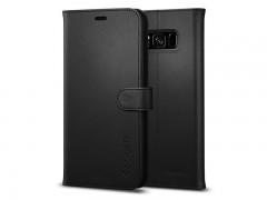 کیف چرمی اسپیگن Spigen Wallet S Case For Galaxy S8