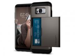 قاب محافظ اسپیگن سامسونگ Spigen Slim Armor CS For Samsung Galaxy S8