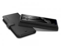 کیف چرمی اسپیگن Spigen Wallet S Case For Galaxy S8 Plus