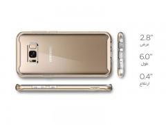 قاب محافظ اسپیگن سامسونگ Spigen Neo Hybrid Crystal Case For Samsung Galaxy S8 Plus