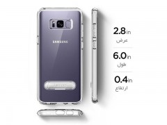 قاب محافظ اسپیگن سامسونگ Spigen Ultra Hybrid S Case For Samsung Galaxy S8