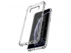 قاب محافظ اسپیگن سامسونگ  Spigen Crystal Shell Case For Samsung Galaxy S8