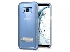 قاب محافظ اسپیگن سامسونگ Spigen Crystal Hybrid Case For Samsung Galaxy S8 Plus