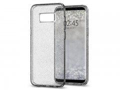 قاب محافظ اسپیگن Spigen Liquid Crystal Glitter For Samsung Galaxy S8