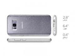 قاب محافظ اسپیگن Spigen Liquid Crystal Glitter For Samsung Galaxy S8