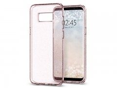 قاب محافظ اسپیگن Spigen Liquid Crystal Glitter For Samsung Galaxy S8 Plus
