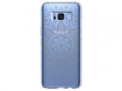 قاب محافظ اسپیگن سامسونگ Spigen Liquid Crystal Case For Samsung Galaxy S8 Plus