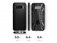قاب محافظ اسپیگن سامسونگ Spigen Liquid Air Armor Case For Samsung Galaxy S8 Plus