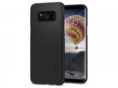 قاب محافظ اسپیگن سامسونگ Spigen Thin Fit Case For Samsung Galaxy S8 Plus