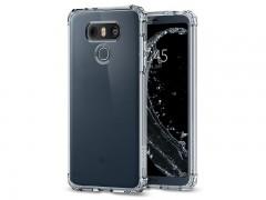 قاب محافظ اسپیگن ال جی Spigen Crystal Shell Case For LG G6