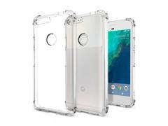 قاب محافظ اسپیگن Spigen Crystal Shell Case For Google Pixel XL