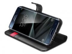 کیف محافظ چرمی اسپیگن سامسونگ Spigen Wallet S Case For Samsung Galaxy S7 Edge