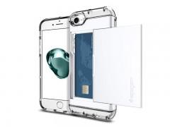 قاب محافظ اسپیگن Spigen Crystal Wallet Case For Apple iPhone 7