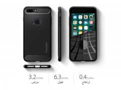 قاب محافظ اسپیگن Spigen Rugged Armor Case For Apple iPhone 7 Plus