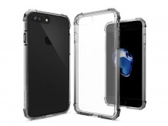 قاب محافظ اسپیگن Spigen Crystal Shell Case For Apple iPhone 7 Plus