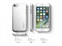 قاب محافظ اسپیگن Spigen Thin Fit Case For Apple iPhone 7