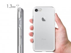 قاب محافظ اسپیگن Spigen Liquid Crystal Case For Apple iPhone 7