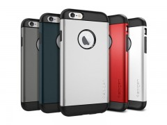 قاب محافظ اسپیگن Spigen Slim Armor Case For Apple iPhone 6