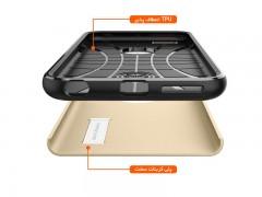 قاب محافظ اسپیگن Spigen Slim Armor Case For Apple iPhone 6 Plus