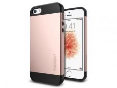 قاب محافظ اسپیگن Spigen Slim Armor Case For Apple iPhone SE
