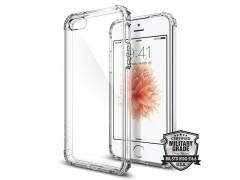 قاب محافظ اسپیگن Spigen Crystal Shell Case For Apple iPhone SE