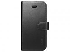 کیف محافظ چرمی اسپیگن Spigen Wallet S Case For Apple iPhone SE