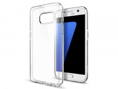 قاب محافظ اسپیگن Spigen Liquid Crystal Case For Samsung Galaxy S7