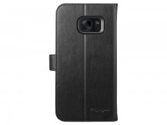 کیف محافظ چرمی اسپیگن Spigen Wallet S Case For Samsung Galaxy S7
