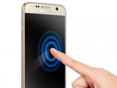 محافظ صفحه نمایش اسپیگن Spigen Crystal Screen Protector For Samsung Galaxy S7