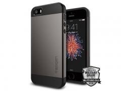 قاب محافظ اسپیگن Spigen Slim Armor Case For Apple iPhone 5S/5