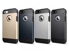 قاب محافظ اسپیگن Spigen Tough Armor Case For Apple iPhone 5S/5