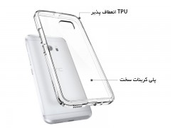 قاب محافظ اسپیگن Spigen Ultra Hybrid Case For Samsung Galaxy S7 Edge