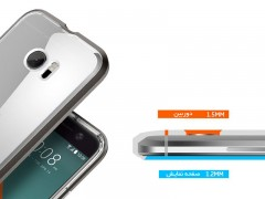 قاب محافظ اسپیگن Spigen Neo Hybrid Crystal Case For HTC 10