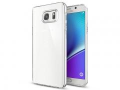قاب محافظ اسپیگن Spigen Liquid Crystal Case For Samsung Galaxy Note 5