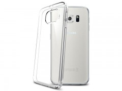قاب محافظ اسپیگن Spigen Liquid Crystal Case For Samsung Galaxy S6