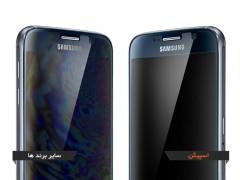 محافظ صفحه نمایش اسپیگن Spigen Screen Protector Crystal For Samsung Galaxy S6
