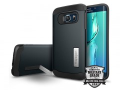 قاب محافظ اسپیگن Spigen Slim Armor Case For Samsung Galaxy S6