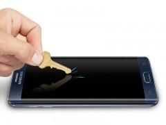 محافظ صفحه نمایش اسپیگن Spigen Screen Protector Flex For Samsung Galaxy S6 Edge