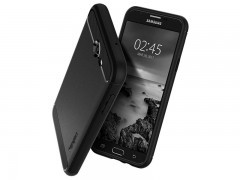 قاب محافظ اسپیگن Spigen Rugged Armor Case For Samsung Galaxy A5
