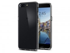 قاب محافظ اسپیگن Spigen Ultra Hybrid Case For OnePlus 5