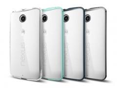 قاب محافظ اسپیگن Spigen Ultra Hybrid Case For Google Nexus 6P
