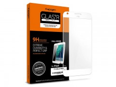 محافظ صفحه نمایش اسپیگن Spigen Glas.tr Slim Screen Protector Full Cover Glass For Google Pixel