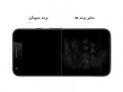 محافظ صفحه نمایش اسپیگن Spigen Glas.tr Slim Screen Protector Full Cover Glass For Google Pixel