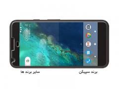 محافظ صفحه نمایش گلس اسپیگن Spigen Glass.tr Slim HD Screen Protector For Google Pixel