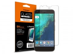 محافظ صفحه نمایش گلس اسپیگن Spigen Glass.tr Slim HD Screen Protector For Google Pixel