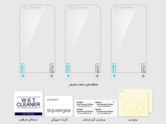 محافظ صفحه نمایش اسپیگن Spigen Crystal Screen Protector For Sony Xperia Z3 Plus
